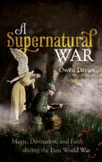 Cover for A Supernatural War - 9780198794554