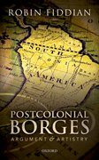 Cover for Postcolonial Borges