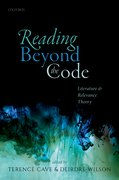 Cover for Reading Beyond the Code