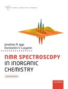 Cover for NMR Spectroscopy in Inorganic Chemistry