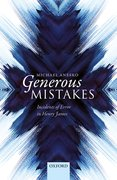 Cover for Generous Mistakes