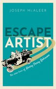 Cover for Escape Artist - 9780198794943