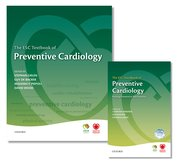 Cover for The ESC Textbook of Preventive Cardiology and the ESC Handbook of Preventive Cardiology