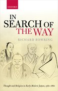 Cover for In Search of the Way