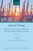 Cover for Speech Timing