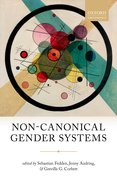 Cover for Non-Canonical Gender Systems