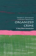 Cover for Organized Crime: A Very Short Introduction - 9780198795544