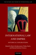 Cover for International Law and Empire