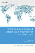 Cover for Small and Medium-Sized Enterprises in International Economic Law