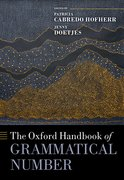 Cover for The Oxford Handbook of Grammatical Number