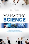 Cover for Managing Science
