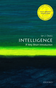 Cover for Intelligence: A Very Short Introduction