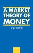 Cover for A Market Theory of Money