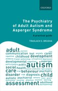 Cover for The Psychiatry of Adult Autism and Asperger Syndrome - 9780198796343