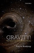 Cover for Gravity! - 9780198796510