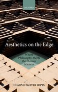 Cover for Aesthetics on the Edge - 9780198796657