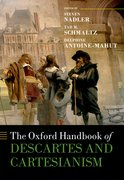 Cover for The Oxford Handbook of Descartes and Cartesianism