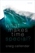 Cover for What Makes Time Special? - 9780198797302
