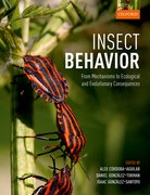 Cover for Insect Behavior