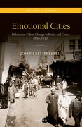 Cover for Emotional Cities
