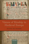 Cover for Visions of Kinship in Medieval Europe