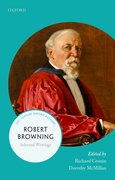 Cover for Robert Browning