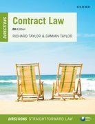 Cover for Contract Law Directions