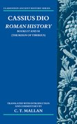 Cover for Cassius Dio: Roman History