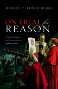 Cover for On Trial For Reason