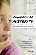 Cover for Children of Austerity