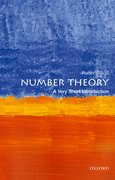 Cover for Number Theory: A Very Short Introduction