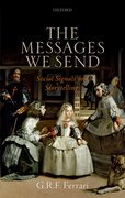 Cover for The Messages We Send - 9780198798422