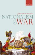 Cover for Nationalism and War