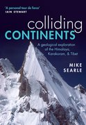 Cover for Colliding Continents