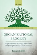 Cover for Organizational Progeny