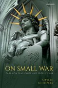 Cover for On Small War