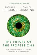 Cover for The Future of the Professions - 9780198799078