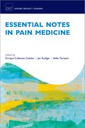 Cover for Essential Notes in Pain Medicine
