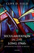 Cover for Secularization in the Long 1960s
