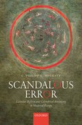 Cover for Scandalous Error