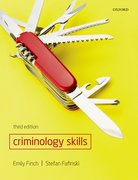 Cover for Criminology Skills