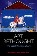 Cover for Art Rethought