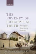 Cover for The Poverty of Conceptual Truth