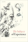 Cover for The Subject of Experience