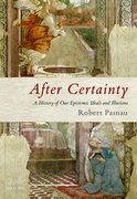 Cover for After Certainty