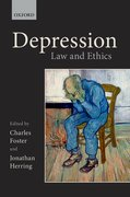 Cover for Depression - 9780198801900