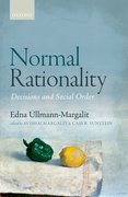 Cover for Normal Rationality