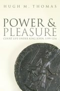Cover for Power and Pleasure