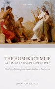 Cover for The Homeric Simile in Comparative Perspectives