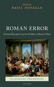 Cover for Roman Error